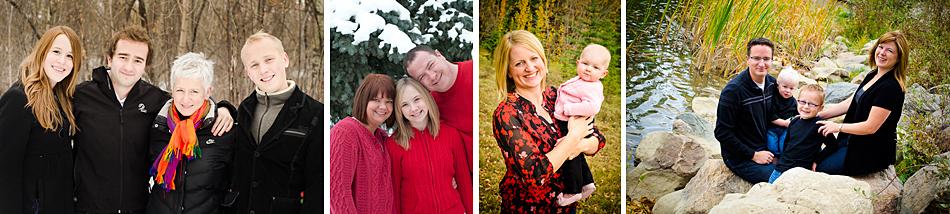 Edmonton Family Pictures