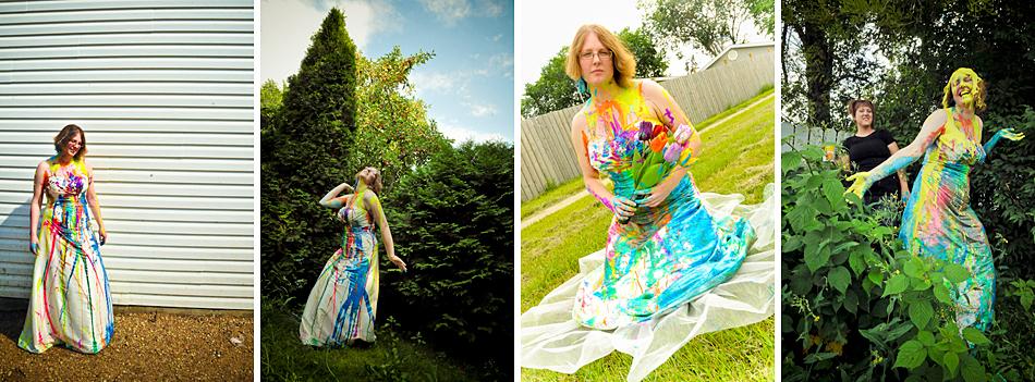 Edmonton trash the dress