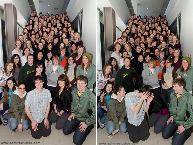 U of A Occupational Therapy - Class of 2012 Photo