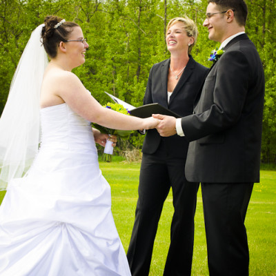 Rob and Ashley's Awesome Wedding