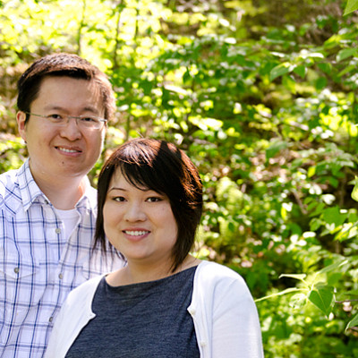 Dan and Yin's Maternity Photos