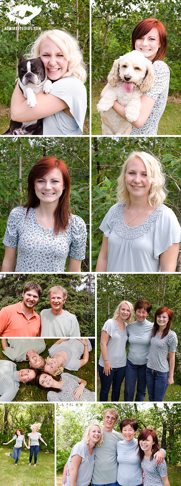 edmonton family portraits