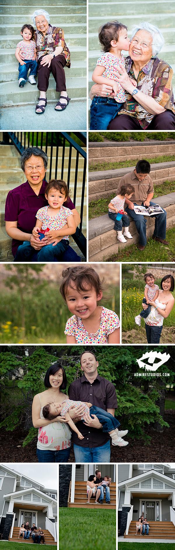 edmonton photographer extended family