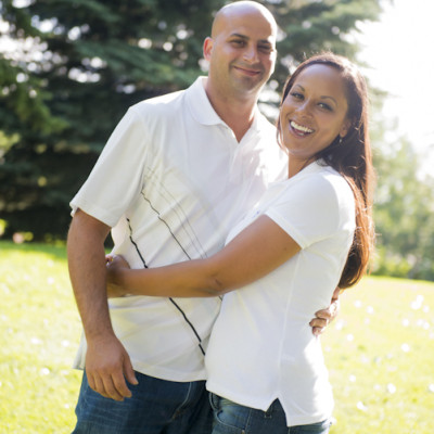 Cheryl and Malik's Engagement Photos