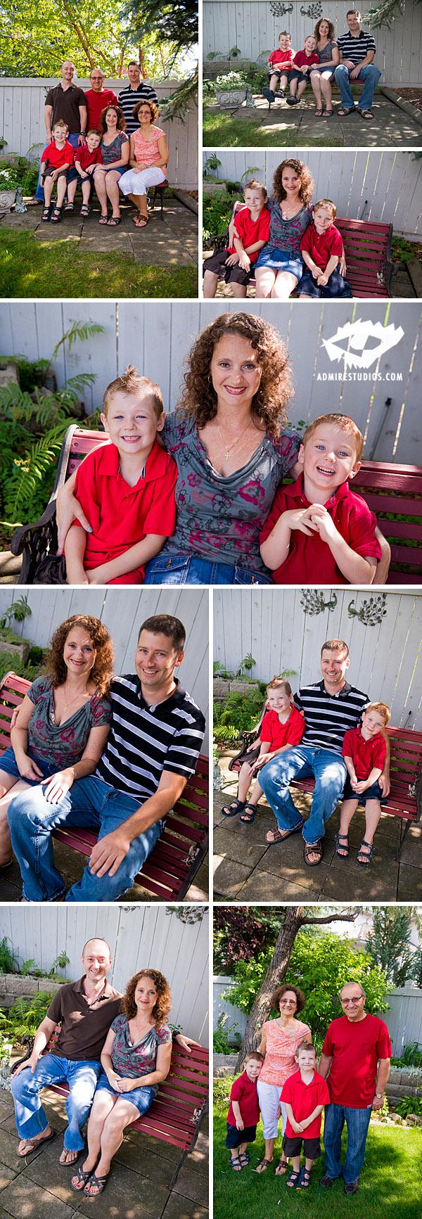 fall family photos edmonton