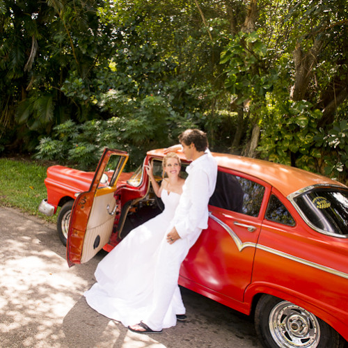 Varadero, Cuba – Matt and Lisa's Trash the Dress Session