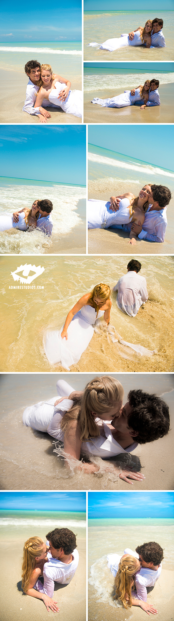 couples trash the dress session edmonton
