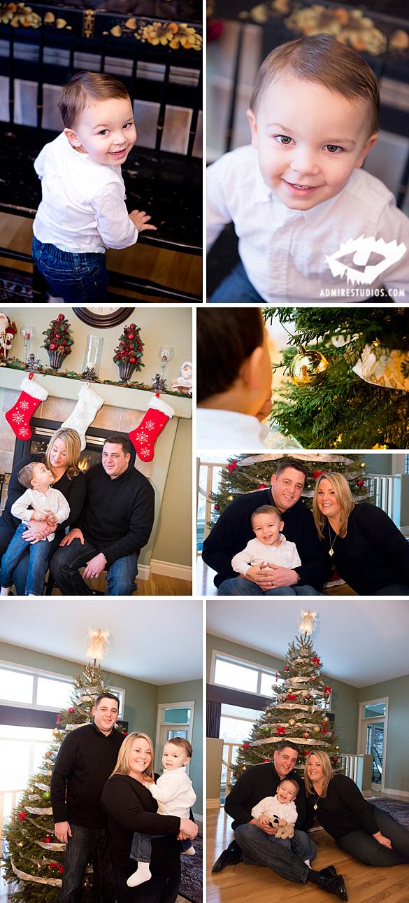 edmonton christmas family photos