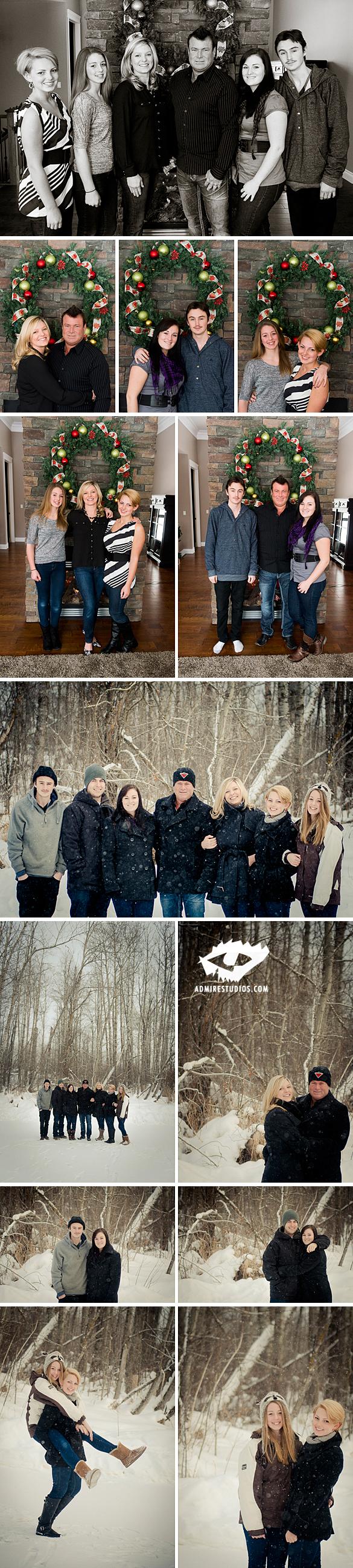 christmas family photos edmonton