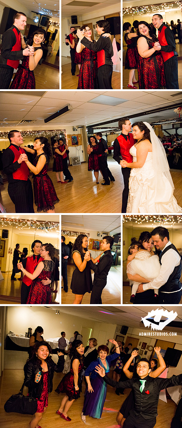 edmonton wedding dance photographer