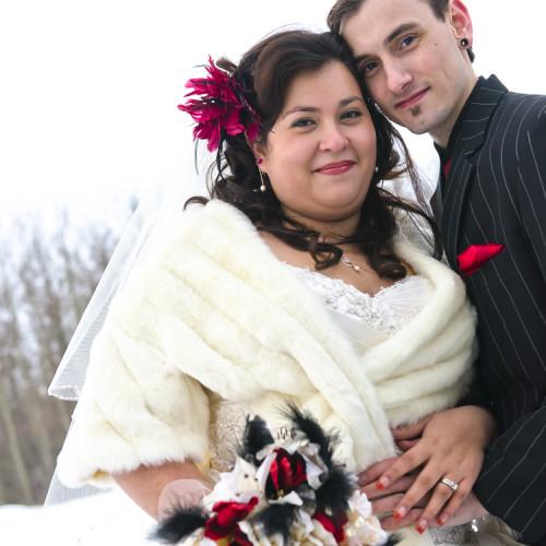 Edmonton Wedding Photography – Gabriella and Bryce