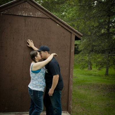 Kimberlee and Nick – Engagement photos
