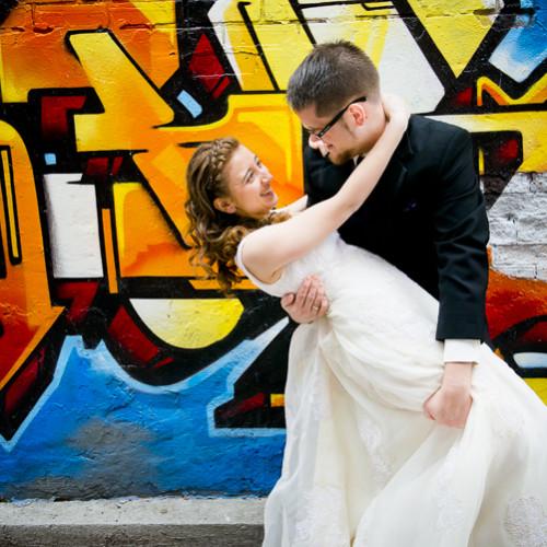 Toronto Orthodox Wedding – Michael and Suzi