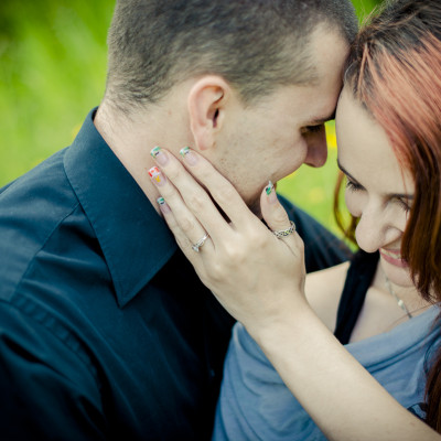 Medieval Cosplay Engagement Session – Mel and Nick