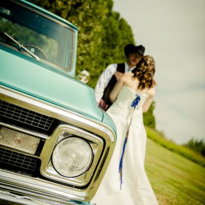 Kimberlee & Nick  Western Wedding  – Edmonton