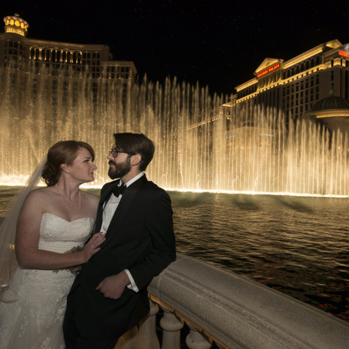 Patrick & Lindsay – Las Vegas Wedding