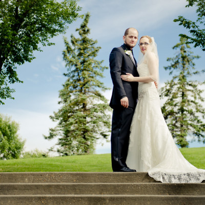 William and Marisa Wedding – Edmonton
