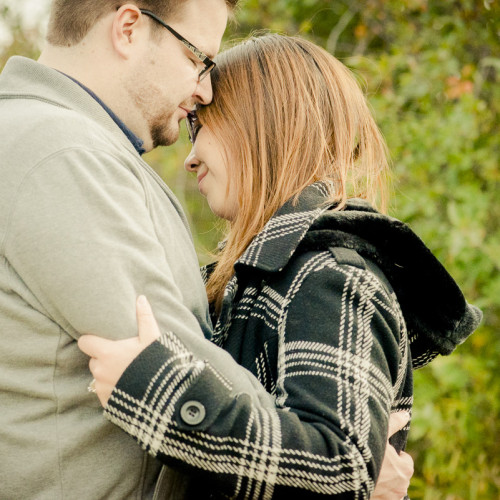Andrew & Nicole Beloved Engagement Session – Edmonton