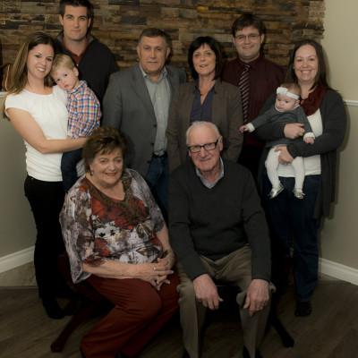 Margot & Dan's Family Session