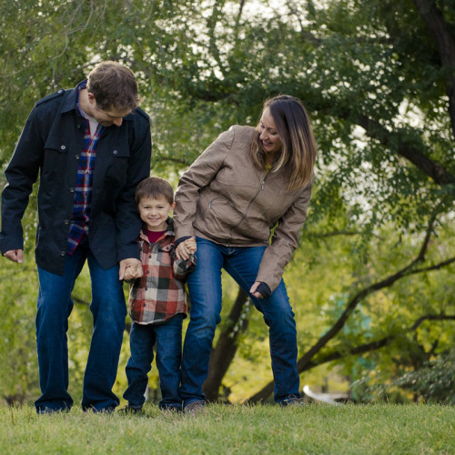 Roberge Family Session