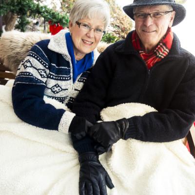 Davidson Family – Christmas Eve – Edmonton