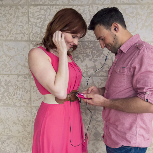 Krysten and Josh – Saskatoon Engagement Photography