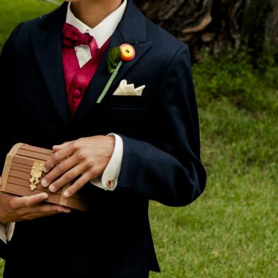 Derrick & Christina Outdoor Wedding – Edmonton