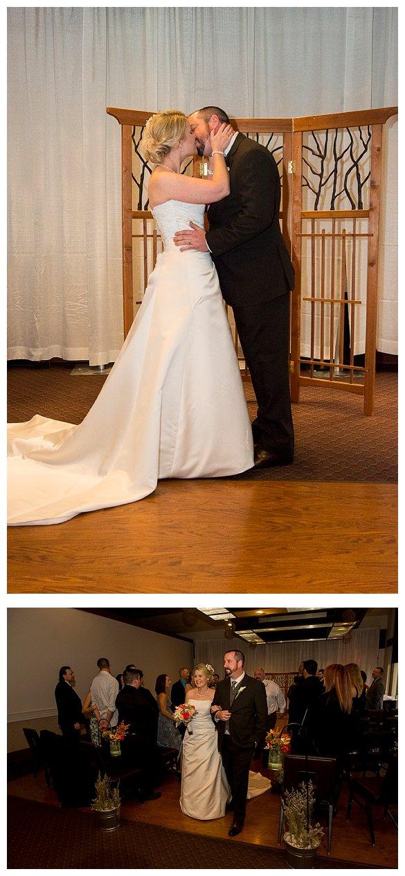 Royal Glenora Club wedding