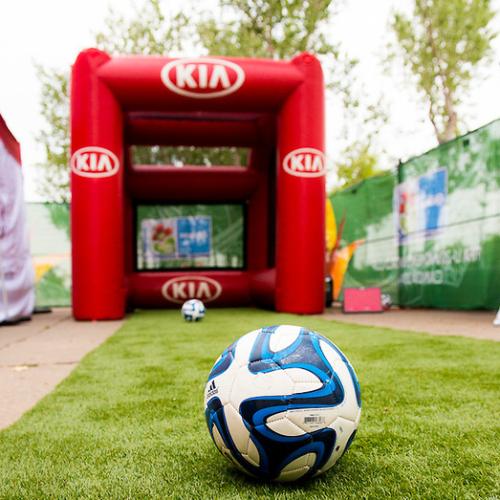 Kia Soccer Event – Edmonton